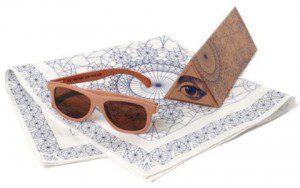 Gafa de madera, gafa sol madera
