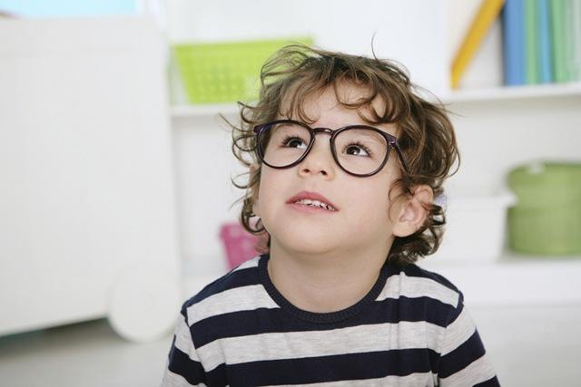 Examen visual bebes