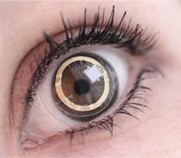 Lente contacto electronica, lente contacto inteligente