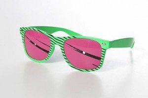 House of Diehl gafas, gafas sol diferentes, gafa lady gaga