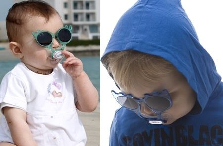 760407d0c5 Gafas de sol para bebes [Boutique] - Longitud de Onda