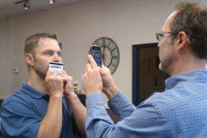 iPhone optico, iphone aplicacion optica, iphone oftalmologo