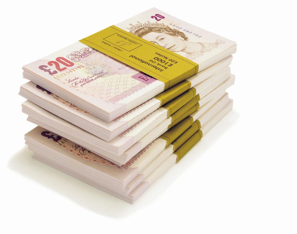 fajo de billetes