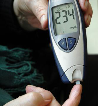 diabeticos control insulina