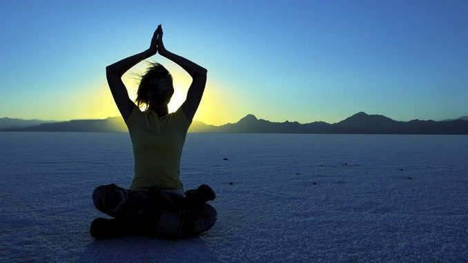 yoga ejercicios ojos vision