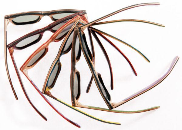 gafas recicladas, reciclar gafas