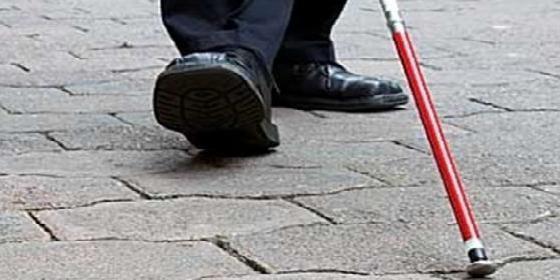Caminar Táctil Ayudar Onda Para De Dispositivo A Los Longitud Ciegos n0vNmO8w
