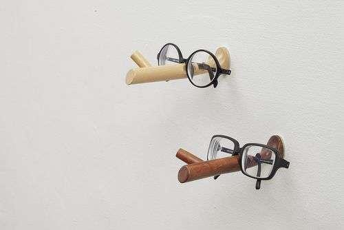 gafas soporte, gafa presentación, gafa expositor
