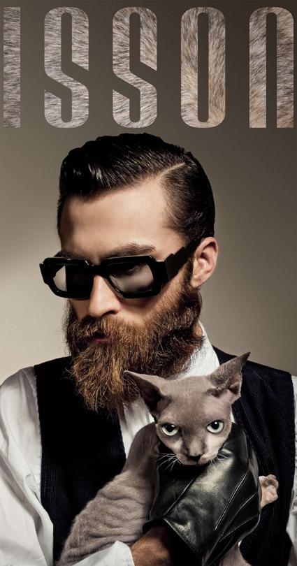 Isson sunglass, Isson eyewear, lunettes Isson