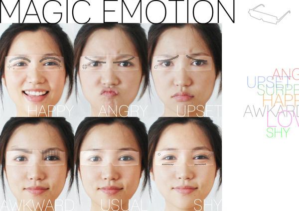 gafas emociones, gafas magicas
