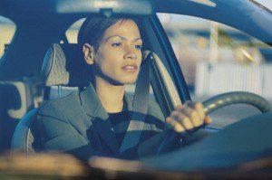 conductor trastorno visual