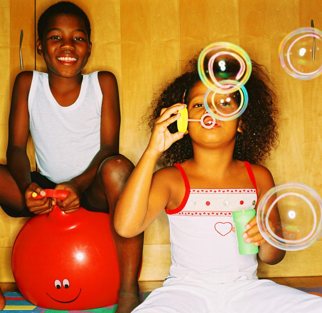 burbujas pompas