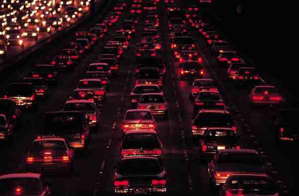 luces freno coche