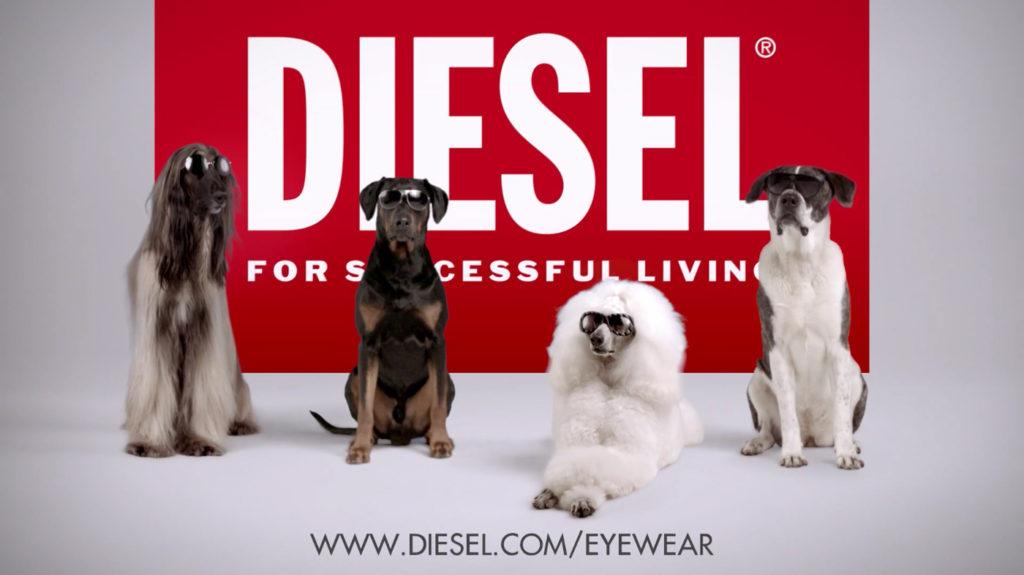 Diesel gafas sol