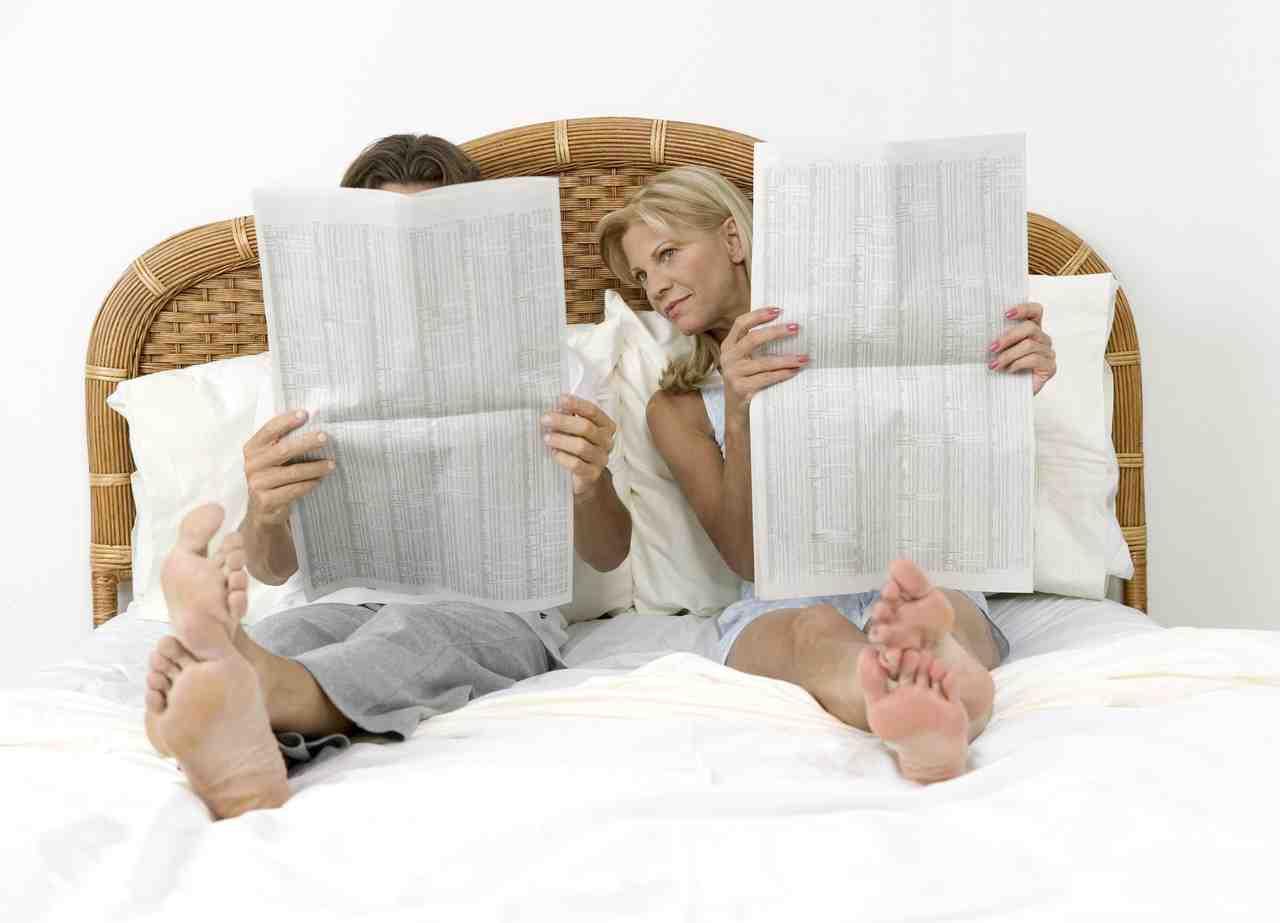 Gafas para leer y ver la tele en la cama gadget ldo - Luz para leer en la cama ...