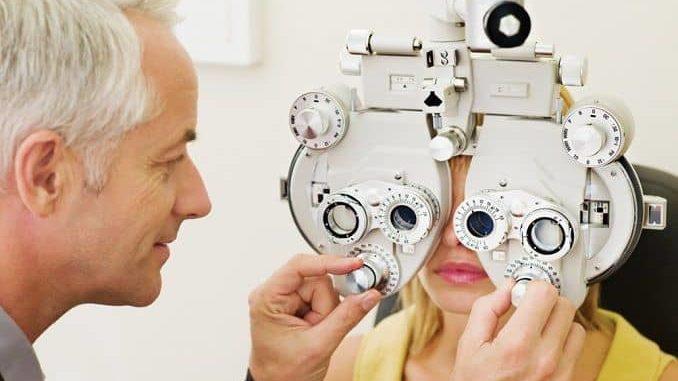 examen ojos gratis