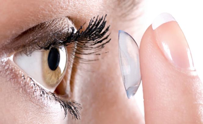 consejos lentes contacto