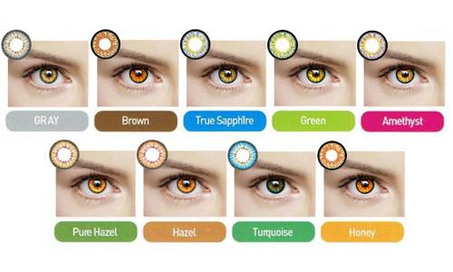 lentes contacto cosmeticas