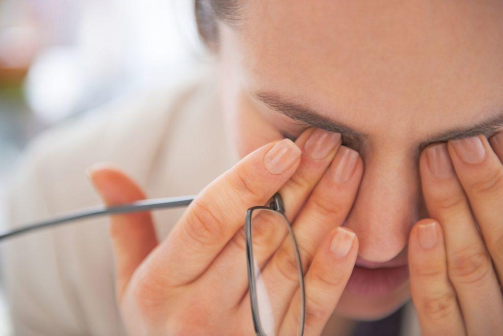 problema mala vision