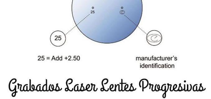 laser marcas lentes progresivas