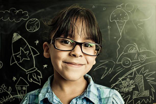 ninos gafas colegio