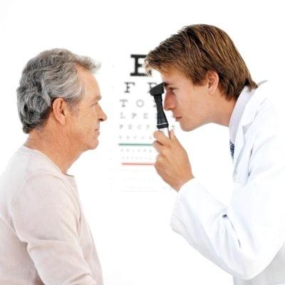 examen retina