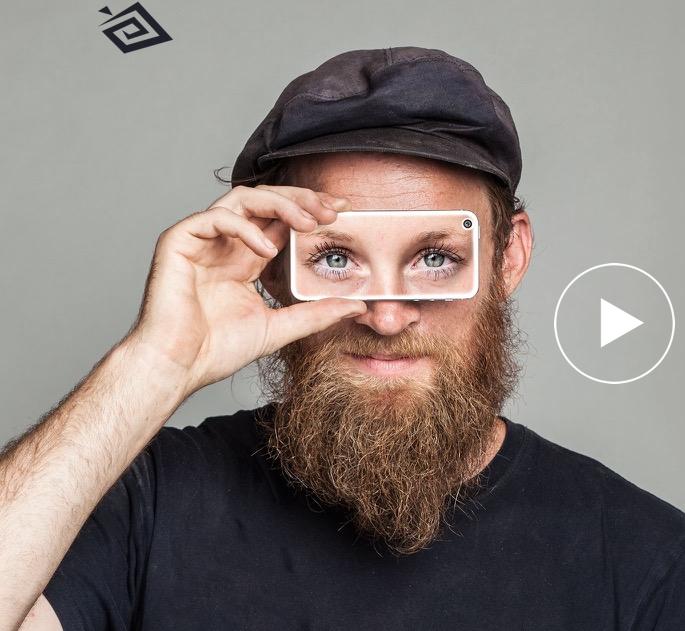Aplicación movil ciegos