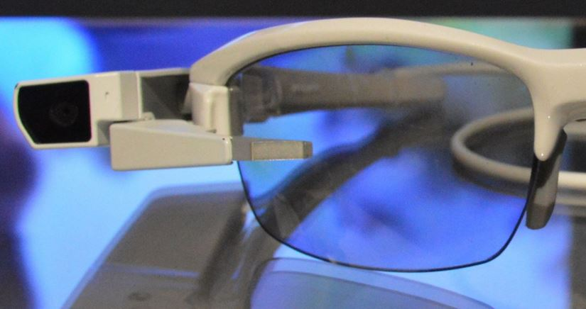 Sony Smart eye Glass 2
