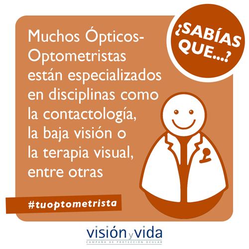 optico optometrista