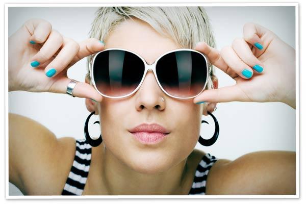gafas de sol de calidad