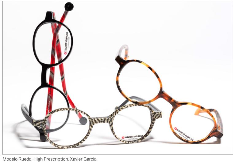 xavier garcia gafas coleccion