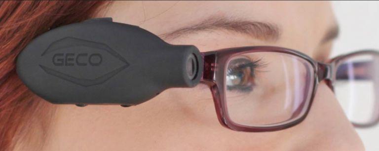 camara para gafas geco-mark-ii