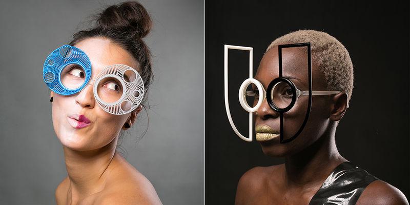 gafas impresas 3D 1