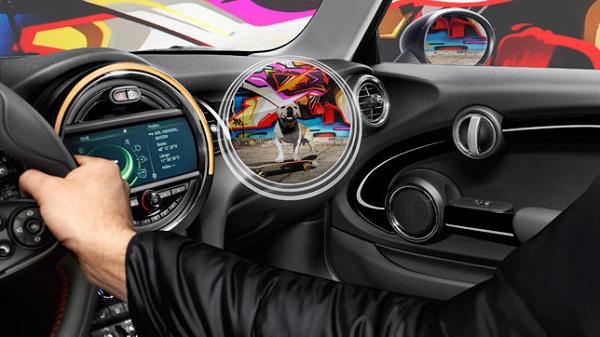 coche mini gafas realidad aumentada 6