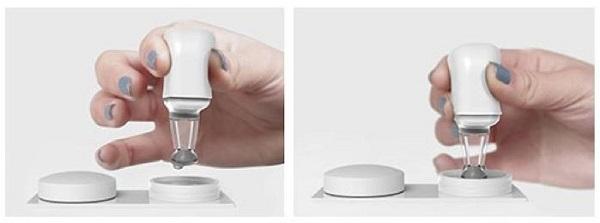2b0edfc1605aa Personalmente encuentro mas interesante este dispositivo que las pinzas  para quitar lentes de contacto