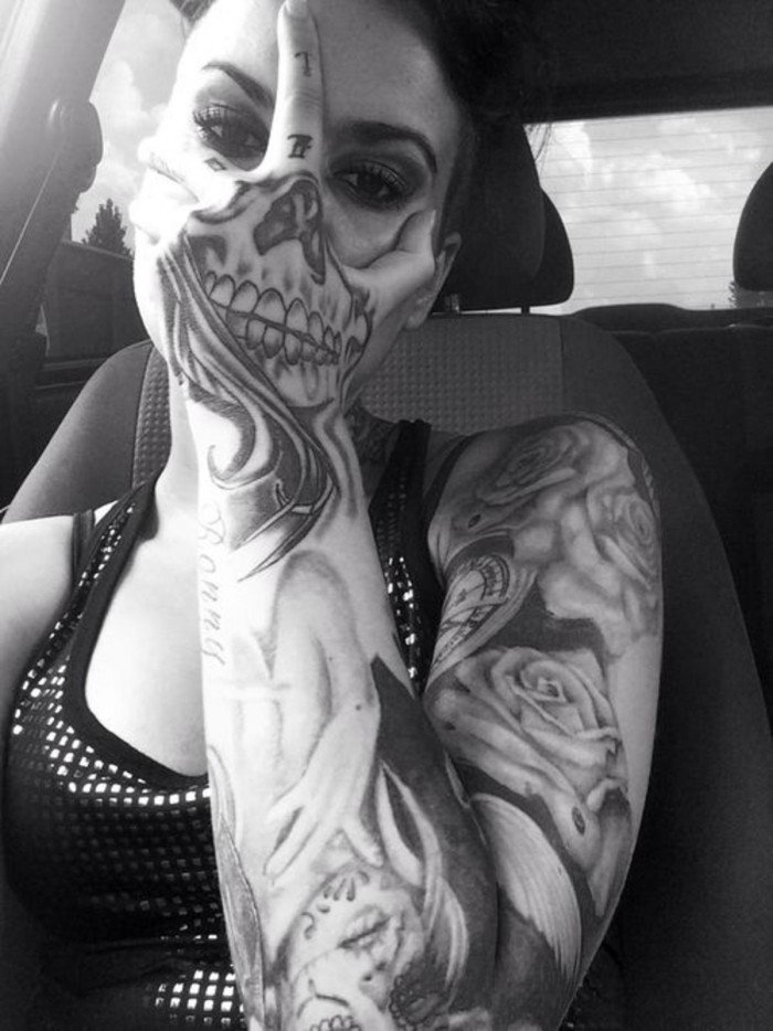 tatuaje ilusion optica 16