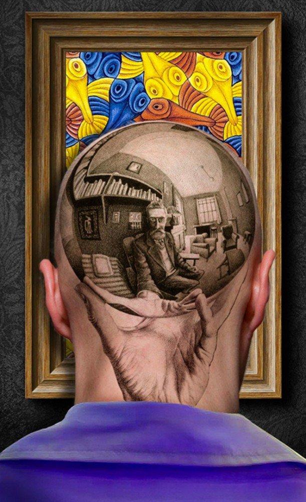 tatuaje ilusion optica 23