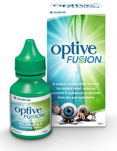 tratamiento mediante gotas para los ojos