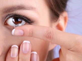 lente de contacto como poner quitar