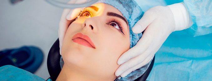 catarata ocular sin cirugia