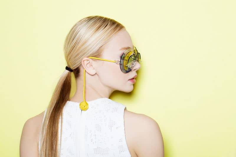 gafas sol lentes colores
