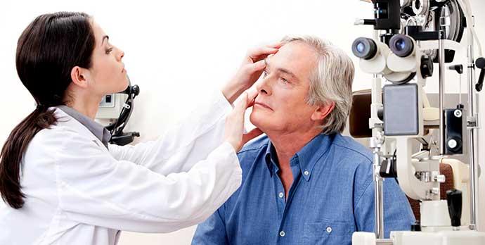ir al oftalmologo
