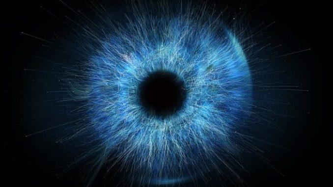 Luz azul mala para los ojos